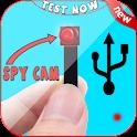 android endoscope USB camera EasyCap webcam test icon