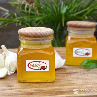 Save Carbs Using Infused Ghee