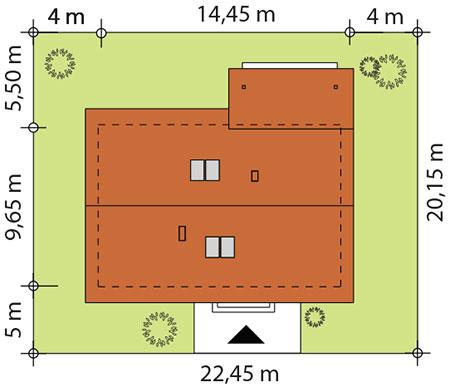 Abra 4 - Sytuacja
