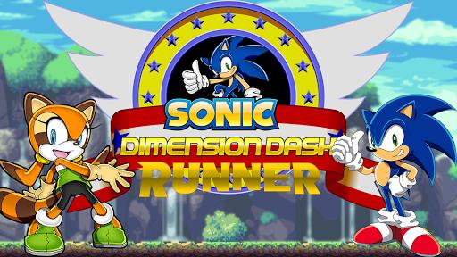 Sonic Classic Dash Runner 2018 1.7 screenshots 1
