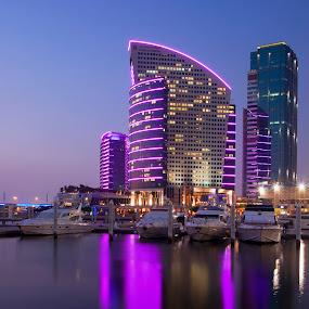 PURPLE INTERCON by Emmanuel del Rosario - Buildings & Architecture Office Buildings & Hotels