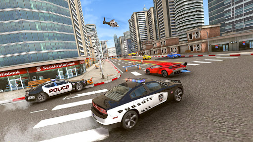 Police Moto Bike Chase u2013 Free Shooting Games 2.0.9 screenshots 9