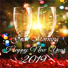Download Happy New Year 2019 Good Morning Greeting Apk Latest Version App For Pc