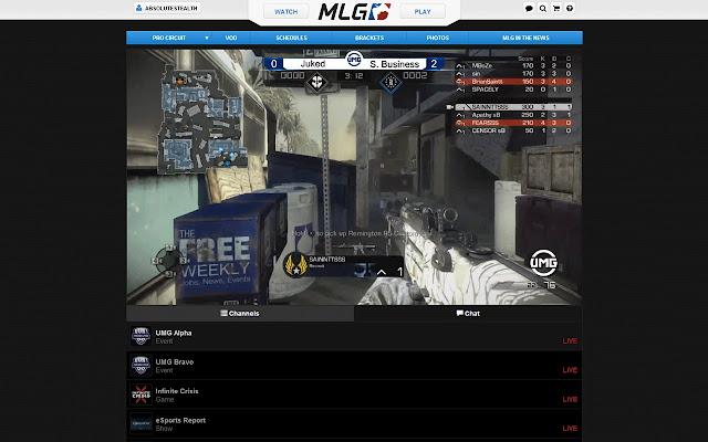 Better MLG.tv