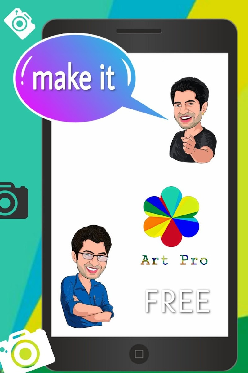 Скриншот Art Pro - Photo editor and 3D images view