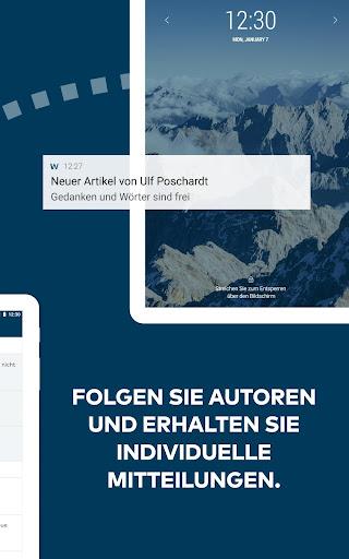WELT News – Nachrichten live  screenshots 20