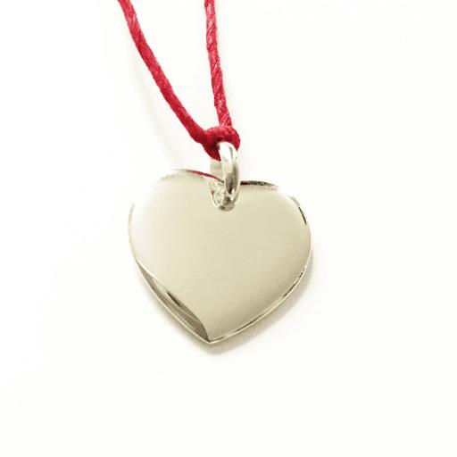 bracelet-coeur-en-argent-bombe-sur-cordon-en-coton-coulissant