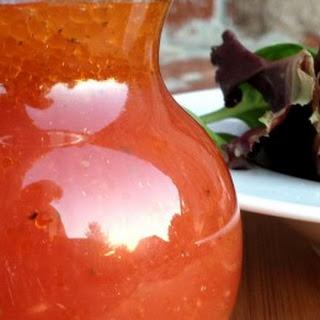 Bloody Mary Dressing {with Shrimp & Avocado Salad}