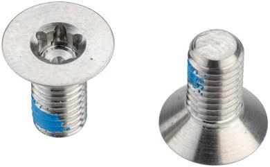 SRAM Flat Mount Fork Adaptor Bolts 5mm Titanium alternate image 0