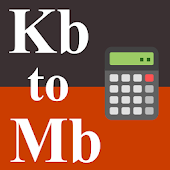 Kb to Mb Converter