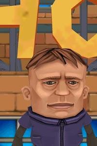 Mr Bully Run 3D screenshot 0
