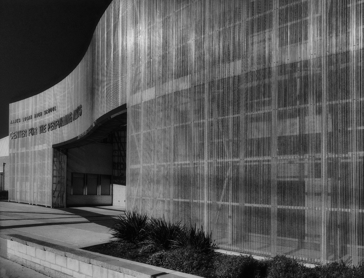 Photo: 2012Project52 - Week 24 - Architecture - Photo 3 - Logan HS Center for Performing Arts