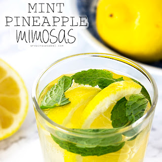 Lemon Mint Alcoholic Drink Recipes.