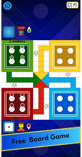 Ludo Classic Board Game : Free Dice Board Game android2mod screenshots 7