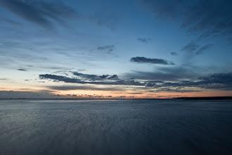 Photo: Blaue Stunde auf der Sandbank #1