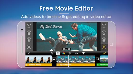 Free Movie Editing - Video Editor for iiMovie