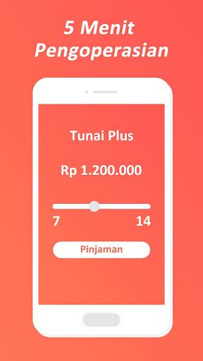 Tunai Plus - Pinjaman Uang Cepat Kredit Mudah  screenshots 1