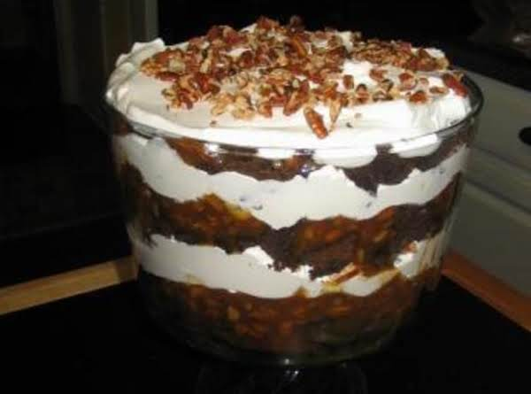 Turtle Trifle Recipe