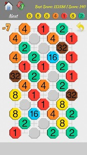 2048 Cell Connect Puzzle - náhled