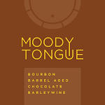 Moody Tongue Bourbon Barrel Aged Chocolate Barleywine