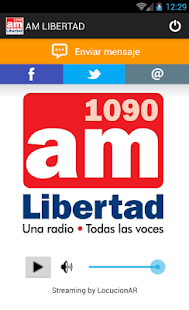 AM LIBERTAD- screenshot thumbnail
