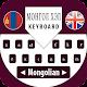 Mongolian Keyboard 2019,Typing App with Emoji