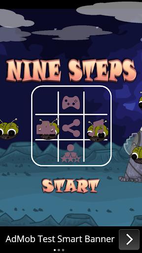 Ninja Nine Steps screenshot 1