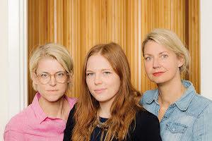 Lisa Andersson, Matilda Bergkvist & Frida Sandahl