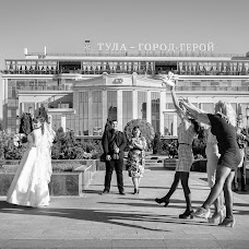 Wedding photographer Roman Protchev (LinkArt). Photo of 06.10.2017