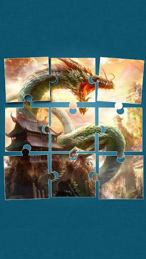 Dragon Jigsaw Puzzle Game screenshot 7