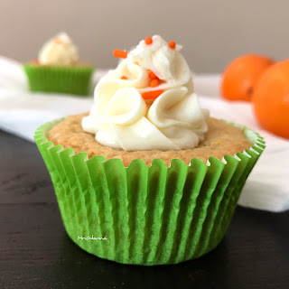 Mandarin Orange Cupcakes Recipes.
