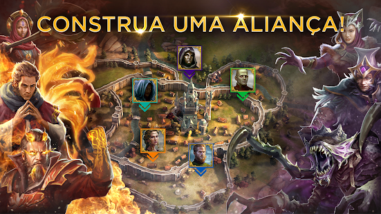 Rival Kingdoms Android screenshot