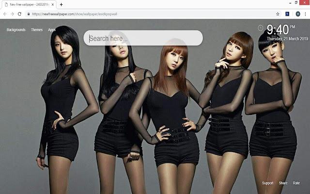 Exid kpop wallpapers new tab