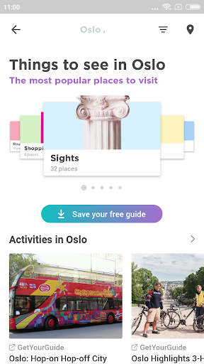 Oslo Travel Guide in English with map ss2