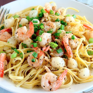 Creamy Seafood Sauce Recipes