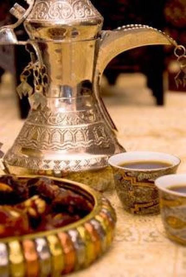 Finjan Erfeh - Spiced Tea Recipe