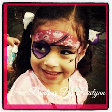 Photo: Pirate face painting by Raelynn, Azusa, Ca. Call to book her today! 888-750-7024