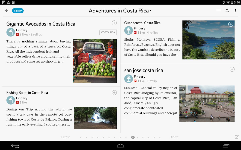 Flipboard: Your News Magazine- screenshot