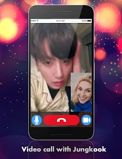 Jungkook  BTS Fake calling - KPOP - náhled