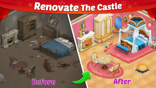 Castle Story: Puzzle & Choice - screenshot