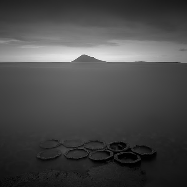 Photo: © 2012 ➤ Circles of Eight - North Sulawesi