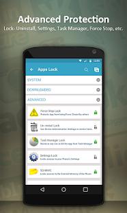 Apps Lock & Gallery Hider - screenshot thumbnail