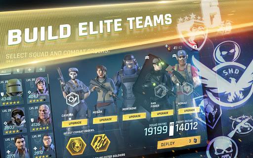 Tom Clancy's Elite Squad screenshot 13