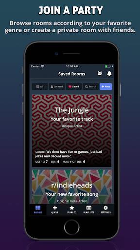 JQBX: Discover Music Together 44.0 screenshots 2