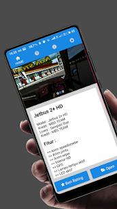 Mod BUSSID : Bus Jetbus 2+ HD Livery Sempati Star 1.2 [MOD APK] Latest 2
