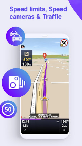 Sygic Truck GPS Navigation & Maps screenshot 5