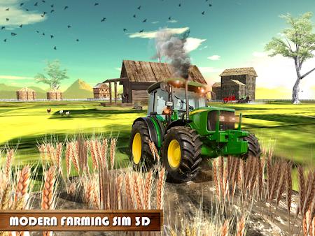 Farming Tractor Simulator 2016 1.1.2 screenshot 721815