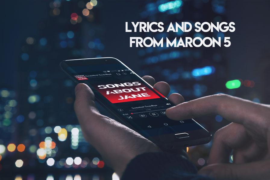 Lyric maroon 5 home without you lyrics : Maroon 5 Lyrics of the songs - Android Apps on Google Play