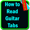 How To Read Guitar Tabs icon
