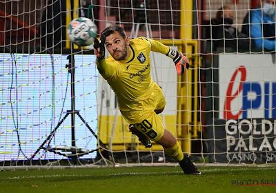 """Van Crombrugge rappelle l'importance de la victoire d'Anderlecht : """"Il fallait qu'on revienne victorieux"""""""